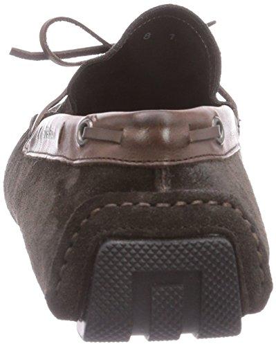 Strellson Max Mocassin Ii, Men's Loafers Brown (Dark Brown/702)