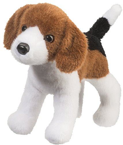 - Cuddle Toys 3994 20 cm Long Bob Beagle Plush Toy
