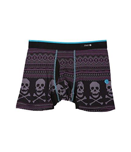 Stance Men's Bones Underwear, Black, XL ()