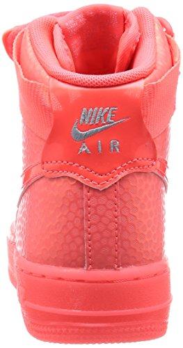 Nike Kvinnor Air Force 1 Hi Prm Varm Lava Gymnastikskor (storlek: 10w)