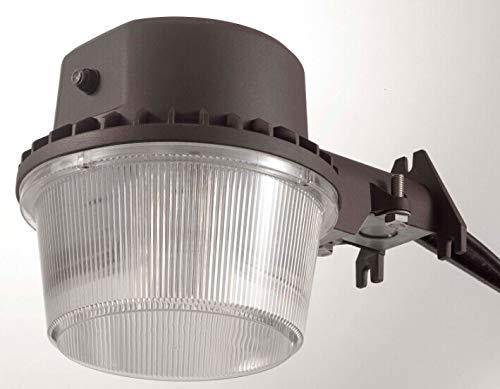 LEDupdates Dusk to Dawn LED Light 40w Wall Mount Security Barn Farm Parking lot