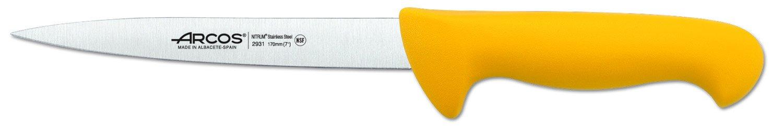 Arcos 2900 - Cuchillo de lenguado flexible, 170 mm (f.display): Amazon.es: Hogar