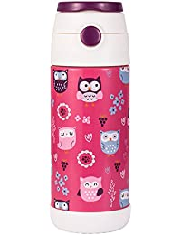 Snug Flask for Kids - Vacuum Insulated Water Bottle with...