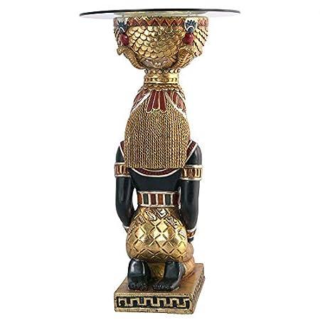 Amazon.com: Design Toscano Planta de la diosa egipcio Eset ...