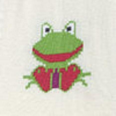 Sterntaler 8651403 Strumpfhose Frosch Motiv auf Po