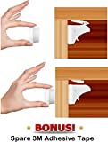 Baby Proofing Magnetic Locks for Child Safety | 10 Locks + 2 Key Set | No Tools Required | Easy to Install| Free Installation E-Book