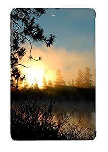 New Standinmyside Super Strong Sunset Landscapes Tpu Case Cover Series For Ipad Mini/mini 2