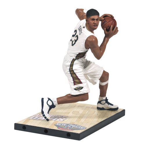 McFarlane Toys NBA Series 24 Anthony Davis Action Figure by McFarlane