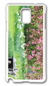 Adorable garden spring blooms Hard Case Protective Shell Cell Phone Samsung Galasy S3 I9300 - PC White
