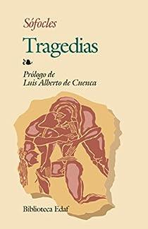 Tragedias par Sófocles