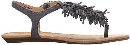 Report Women's Landry Flat Sandal Dusty Blue Uj0p2ztg