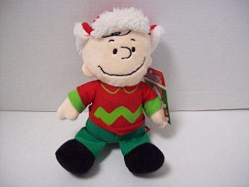 Peanuts Charlie Brown Musical Christmas Plush