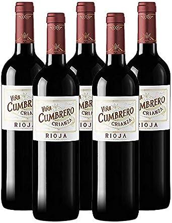 Vino tinto Viña Cumbrero Crianza de 75 cl - D.O. Ca.Rioja ...