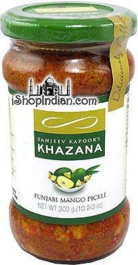Amazon sanjeev kapoors khazana punjabi mango pickle 300g sanjeev kapoors khazana punjabi mango pickle 300g forumfinder Gallery