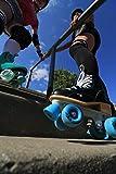 Roller Derby  Rewind Unisex Roller Skates (Size 07) - Black
