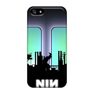 Protective Hard Cell-phone Case For Iphone 5/5s With Custom High-definition Breaking Benjamin Pictures RudyPugh