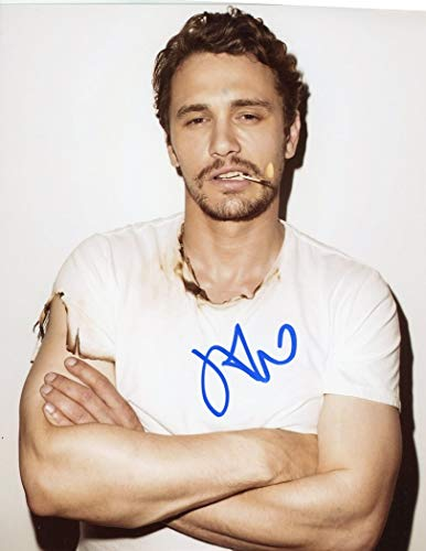 JAMES FRANCO - Smoking Hot AUTOGRAPH Signed 8x10 Photo