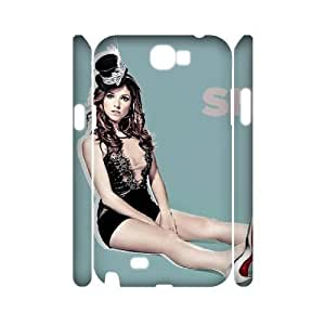 C-EUR Anna Kendrick Customized Hard 3D Case For Samsung Galaxy Note 2 N7100