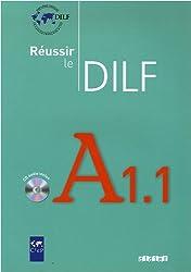 Réussir le DILF A1.1 (1CD audio)