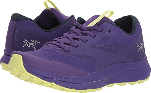 Arc'teryx Norvan LD GTX Trail Running Shoe - Women's Dahlia/Lumen Lime, US 6.5/UK 5.0