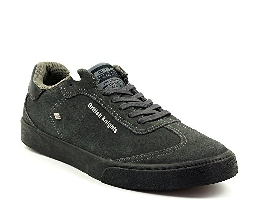 British Knights Leder Sneaker/Schuhe Talar Dark Green Größe EU 41/UK 7,5