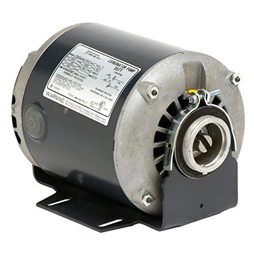 US Motors (Nidec) 1003 - Carbonator Pump Motor - 1 ph, 1/3 hp, 1800 rpm, 115 V, 48 Frame, ODP Enclosure, 60 Hz