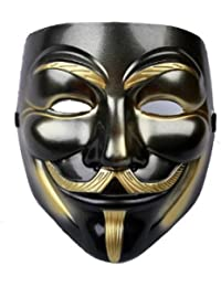V For Vendetta Mask Fawkes Face Mask V2 Plastic Version