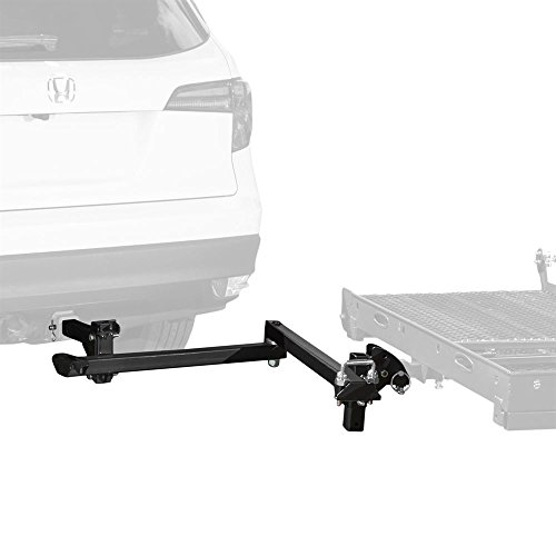 Swing Away Option for Hitch Mobility Carriers SC400-V2 or -
