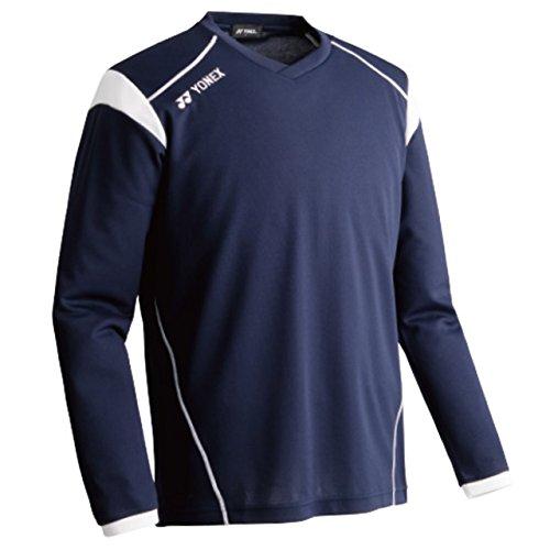 彼らはもう一度グラディス[ヨネックス] ユニゲームシャツLS FW1003 019 ネイビーブルー