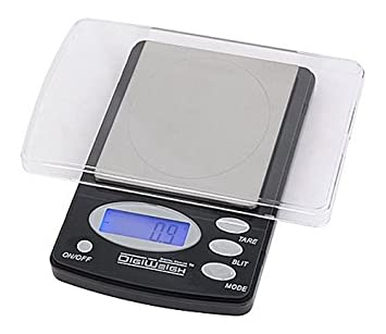 DigiWeigh dw-bx Digital bolsillo báscula, 600 mm x 0,1 mm: Amazon.es: Oficina y papelería
