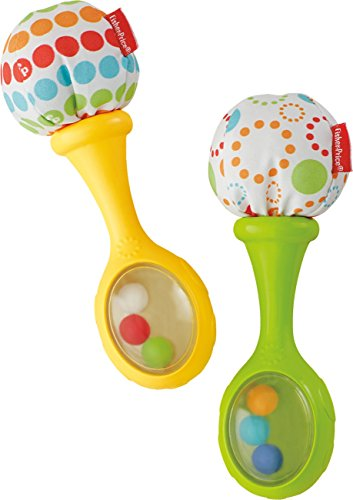 Fisher-Price Rattle n Rock Maracas Musical