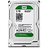 Western Digital Caviar Green 3 TB SATA III 64 MB Cache Bare/OEM Desktop Hard Drive - WD30EZRX (Certified Refurbished)