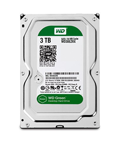 western digital green 3tb - 9