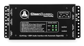 JL Audio CL441DSP CleanSweep OEM Audio Interface