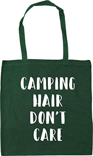 Camping 42cm Don't Green litres HippoWarehouse Beach x38cm 10 Shopping Bag Hair Bottle Care Gym Tote ZfzFqw