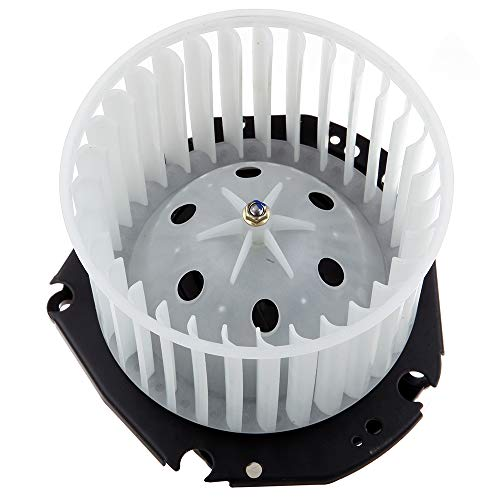 ECCPP HVAC Plastic Heater Blower Motor w/Fan Cage fit for 1992-1999 Buick Lesabre /1991-1996 Buick Park Avenue /1986-1993 Buick Riviera /1991-1993 Cadillac - Fan Park Avenue Buick