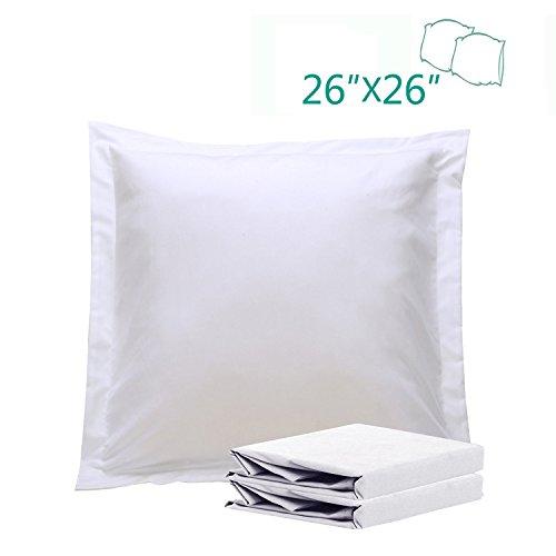 10 best european pillow cases 26×26 for 2020