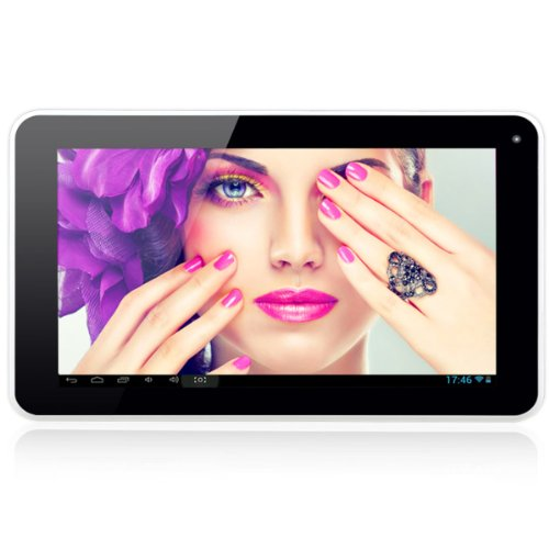 Megafeis® 7″ Dual Core M700plus Google Android 4.1 Tablet Pc, Hd 1024×600, Google Play Pre-load, Hdmi, 3d Game Supported, Best Gadgets
