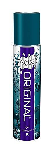 (Wet Original Water Based Travel Sized Personal Lubricant 1.0 Fl Oz )