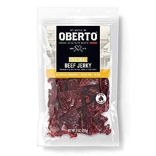 Oberto Specialty Meats Original Beef Jerky, 9 Ounce