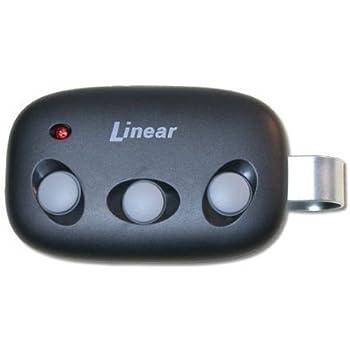 Mct 3 Linear Mega Code 3 Button Garage Door Opener Remote Dnt00089
