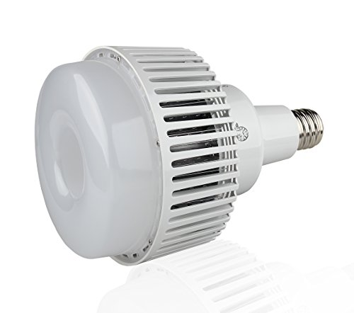 Metal Halide Downlights - 12,000 Lumen - 100 Watt - E39 LED High Bay Light Bulb - 5000K Bright white - Replacement for 320W - 400 Watt Metal Halide HID/HPS/Metal Halide or CFL