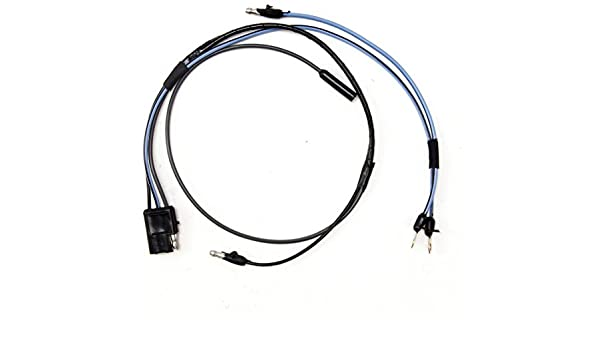 Amazon.com: Mustang Fog Light Wiring Underdash 1967: AutomotiveAmazon.com
