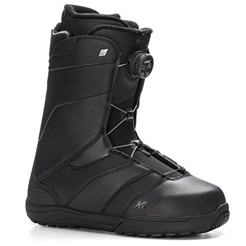 K2 Raider Men's Snowboard Boot 2019 - Size 8 - Black