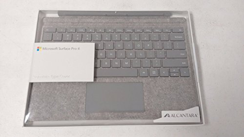 Microsoft Surface Pro Signature Type Cover - Two-Tone Gray Mélange