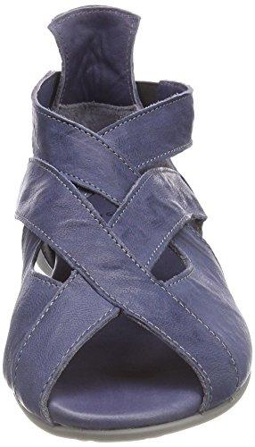 Denken! Dames Jaeh_282551 Romeinse Sandalen Blauw (jeans / Kombi 84)