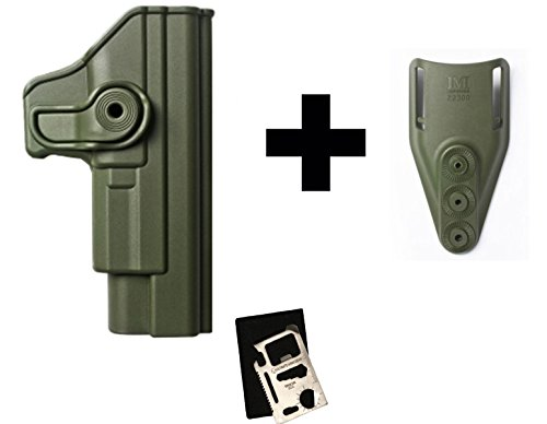 IMI Defense Z1180 360° Rotate Holster Springfield XD 9mm/...