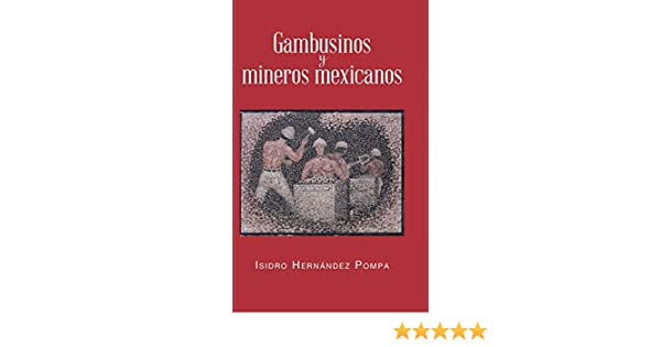 Gambusinos y Mineros Mexicanos: Amazon.es: Pompa, Isidro Hernandez: Libros