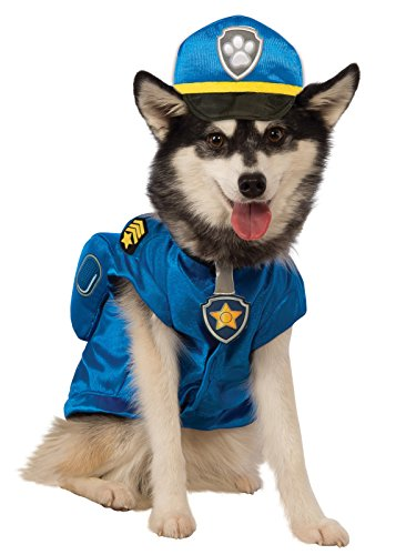 (Paw Patrol Chase Dog Costume)