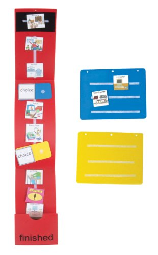 Schedule Board Kit: Picture Exchange Communication System (PECS)